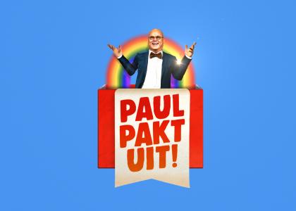 Paul pakt uit