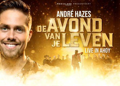 Extra show voor André Hazes Live in Ahoy 2020