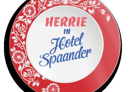 Herrie in Hotel Spaander